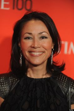 Ann Curry - Always loved your style, beauty and grace.  Sorry it didn't work out on The Today Show, but that does not diminish your accomplishments.  You're a true humanitarian and fine as hell.  Lady, you make 50-something look AMAZING!