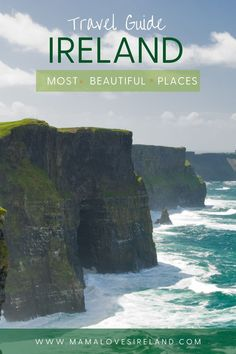 Free guide to the most beautiful places in Ireland and the best destinations in Ireland to add to your Ireland itinerary Ireland With Kids, Love Ireland, Ireland Vacation, Ireland Travel, Wonderful Places, Beautiful Places, Local Moms, Amazing Destinations, Day Trips