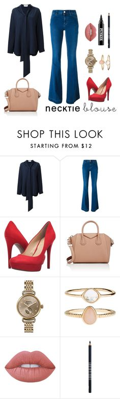 """Untitled #115"" by universe28 ❤ liked on Polyvore featuring Chloé, STELLA McCARTNEY, Jessica Simpson, Givenchy, Shinola, Accessorize, Lime Crime, Lord & Berry and Ardency Inn"