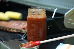 Homemade BBQ sauce recipes | Wow everyone this season with your very own homemade barbecue recipes. homemaderecipes.com #homemaderecipes