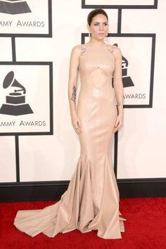 Skylar Grey at the 2014 Grammys