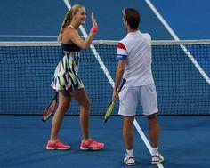 Coco Vandeweghe/Jack Sock vs Kristina Mladenovic/Richard Gasquet Hopman Cup Tennis Live Streaming