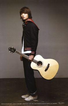 SHINee Minho - Oh Boy! Magazine 2009