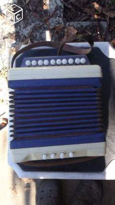Ancien accordeon pour enfant