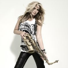 Candy Dulfer rocks