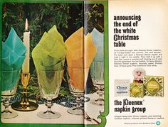 Garage Sale Finds: Reader's Digest Condensed - December 1968 Vintage Ads Food, Orange Juice Concentrate, Garage Sale Finds, Christmas Albums, Readers Digest, All Holidays, Dinner Napkins, White Christmas, December