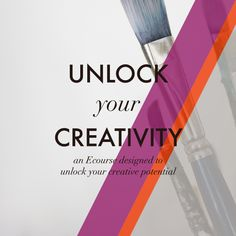 Unlock your creativity and build your brand with these useful tools and e-courses.