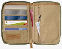 Fjallraven Passport Wallet