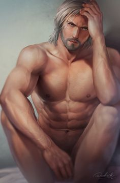 Take off his suit!! by aenaluck.deviantart.com on @DeviantArt