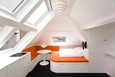 Inspiration:  Maff Apartment by Queeste Architecten
