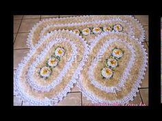 Vídeo de meus trabalhos em crochê. - YouTube