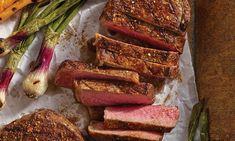 Omaha Steaks Boneless New York Strips  Buy here: http://www.omahasteaks.com/product/Boneless-New-York-Strips-2-8-oz-02373?ITMSUF=WZC?SRC=RZ0637