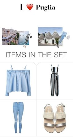 """#loveitaly"" by ermy9 ❤ liked on Polyvore featuring art"