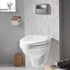 Déco Toilettes Grise - Peinture et déco WC avec du gris | Decoration
