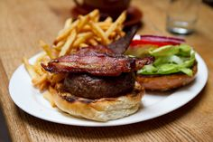 34) The Prime Meats Burger, Prime Meats, Brooklyn, New York-- The 101 Best Burgers in America