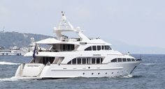 On Saturday, Sylvester Stallone and his family were spotted boarding 35m motor yacht Enchantress in Monte-Carlo, Monaco. 2002 built Benetti superyacht was chosen by the actor for continuing his 70th birthday celebration, the Daily Mail reports.