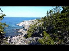 On The Trail - Episode #17 - Coastal Hiking Trail in Pukaskwa National Park - YouTube