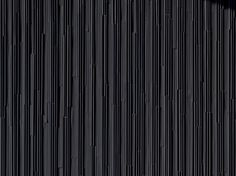 Porcelain stoneware wall tiles PHENOMENON RAIN NERO by MUTINA