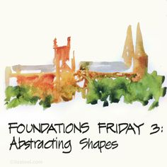 Foundations Friday 3: Abstracting Shapes