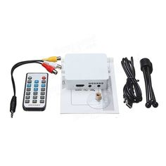 UC50 Mini Portable DLP Projector HDMI Home Theater 1080P Multimedia Beamer Sale - Banggood.com