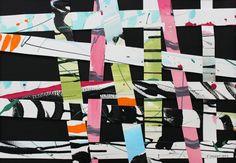 Birches #20 by Karin Lowney Wall Spin, The Zatista Blog