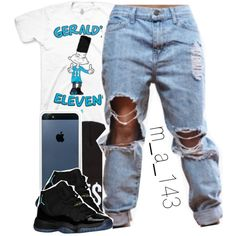 Gerald's Elevens | 2 - 23 - 14, created by mindlesslyamazing-143 on Polyvore