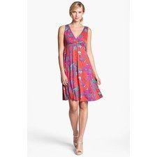 FELICITY & COCO Print Empire Waist Dress (Nordstrom Exclusive) | Nordstrom
