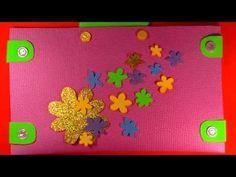 Portafolio/Carpeta de fomi ((muy fácil)) ✂SUPERMANUALIDADES✂ - YouTube