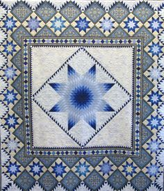 Sharon Schamber quilt  This is pretty