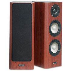 M22 Bookshelf Speaker  Boston Cherry -- Want to know more, click on the image.