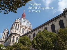 [Paris] l'église Saint Augustin