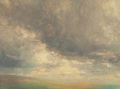 Ken Bushe . Cloud Study in September