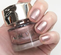 I Finally Found the Rose Gold Nail Polish of My Dreams! Smith & Cult -- 1972 | Beauty Junkies Unite