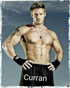 Curran from Ilona Andrews 'Kate Daniels' book series