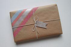 5 Notemaker Washi Tape DIY gift wrap two