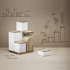 RIG-TIG ist so stylish wie unsere gesamte Küche. Die stapelbaren Boxen zeigen sich im attraktiven Design, das passende Bambustablett rundet die moderne Optik ab. Noch Fragen? Jeder Revoluzzer wird mal achtzehn und entwickelt Geschmack. Naja, fast jeder.