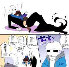 ◆ illustlations by Bano Akira ◆ Pixiv ◆ Twitter ◆ About Commission ◆ TAGs Original / Undertale (AUs)...