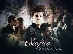 Stefan Salvator - The Vampire Diaries