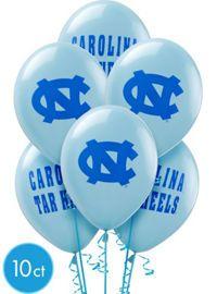 North Carolina Tar Heels Party Supplies - Party City