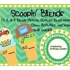 Blends Centers are perfect for students in Kindergarten, First Grade, and students who are struggling with blends in second grade!  www.teacherspayteachers.com/store/missteacher101