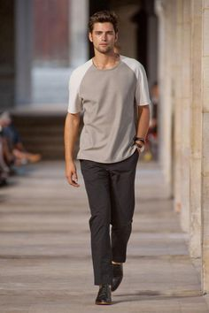 Male Runway Fashion