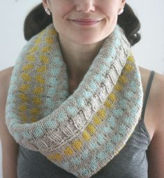 Ravelry: Cowl Play E-Book pattern by Casapinka