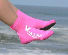 Vincere Unisex Sand Socks Neoprene Beach Scuba Snorkel Volleyball ...