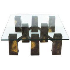 Paul Evans coffee table