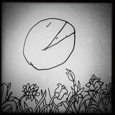 """Shel Silverstein  """"Il pezzo perduto incontra la grande O"""" traduzione di Damiano Abeni  Editore: Orecchio Acerbo settembre 2014  pagine 96, cm. 17 x 22,5  isbn 9788896806920"""
