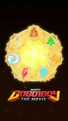 Boboiboy superpower