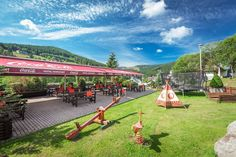 Terasa Hotelu Horizont Dolores Park, Paradise, Mountains, Travel, Beautiful, Viajes, Trips, Heaven, Tourism