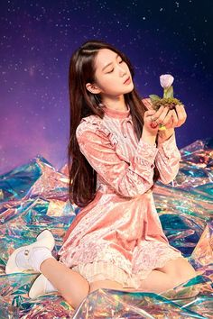 Jiho Oh My Girl, Oh My Girl Yooa, Kpop Girl Groups, Korean Girl Groups, Kpop Girls, Girls Channel, Kpop Girl Bands, Girls Secrets, Photos
