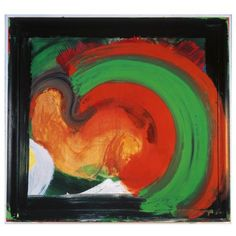 Howard Hodgkin a British painter and printmaker. His work is most often associated. He won the Turner Prize in Abstract Expressionism, Abstract Art, Howard Hodgkin, Hans Peter, Art File, Light Painting, New Art, Art History, Art Boards