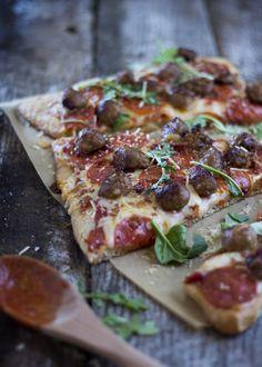 Pizza/quiche/pai/enchilada on Pinterest | Quiche, Pizza and Pai